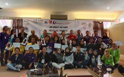 Perdana, PENS Kirim Delegasi pada Ajang KMK 2019