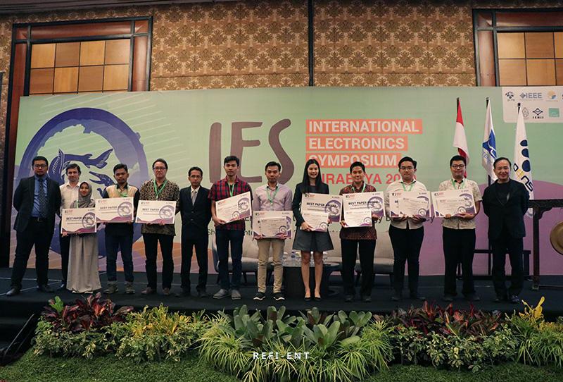 Diikuti Sebanyak 7 Negara, 9 Peserta Peroleh Kategori Best Paper IES ke-21