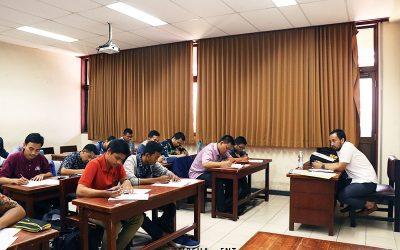 Utamakan Kejujuran dalam Pekan Evaluasi, PENS Usai Selenggarakan UTS Semester Ganjil 2019