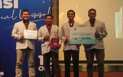 Empat Mahasiswa PENS Kembali Berhasil Torehkan Prestasi dalam Bidang Kewirusahaan