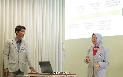 Asah Kemampuan Bisnis Mahasiswa, Kementrian Perekonomian BEM PENS Helat Monev I PMW dan KBMI