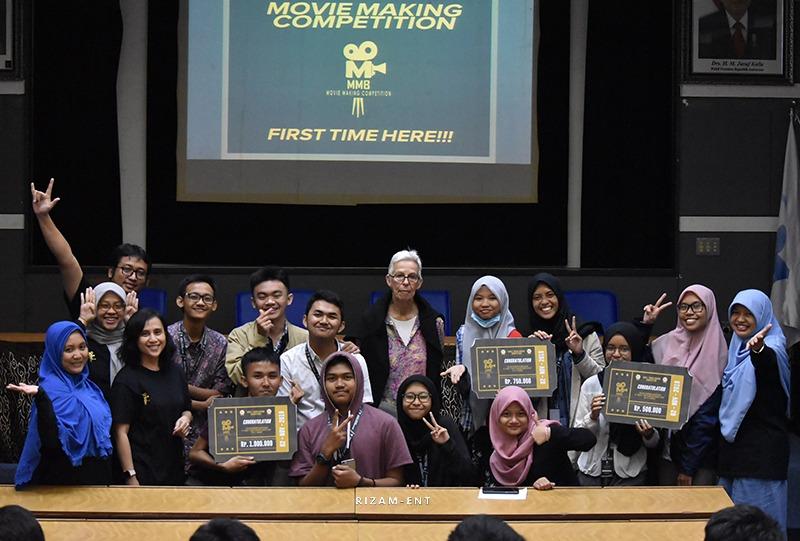 MMB Movie Making Competition, Wadahi Mahasiswa untuk Berkreasi dalam Pembuatan Film