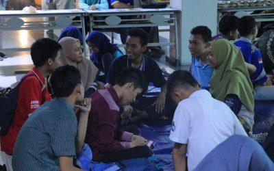 Mempererat Tali Silaturahmi Mahasiswa Bidikmisi PENS, E-BIO Gelar SERABI 2019