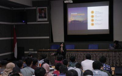 Persiapkan Dunia Kerja, Prodi Mekatronika Helat Kuliah Tamu Etika profesi dan Keterampilan Komunikasi di Era 4.0