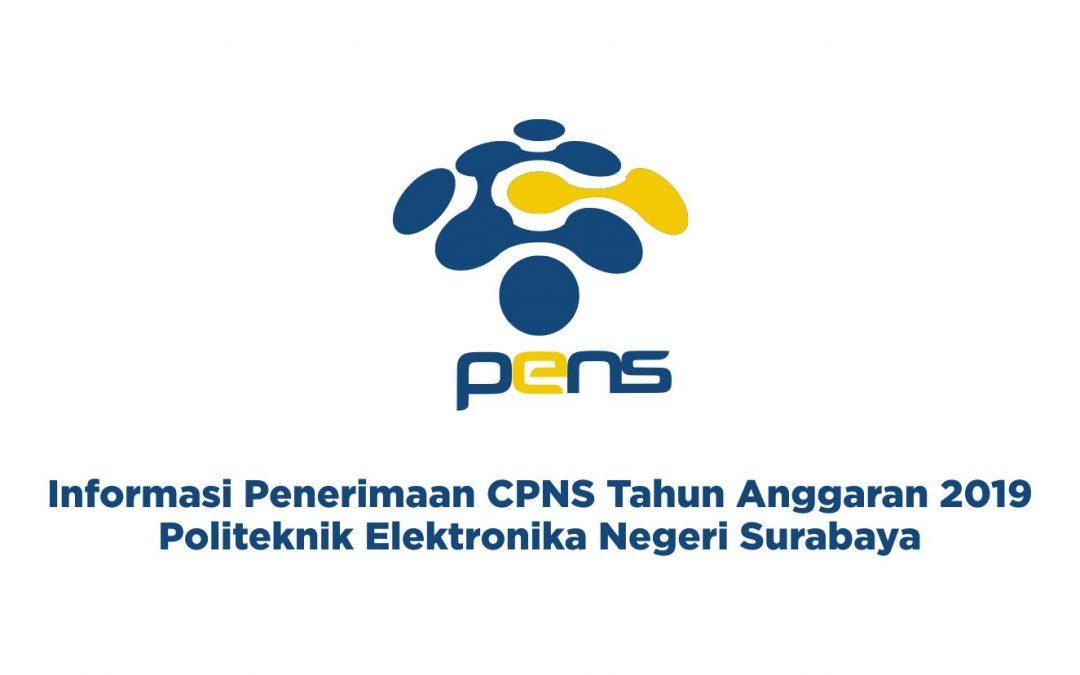 Informasi CPNS Tahun 2019 Politeknik Elektronika Negeri Surabaya