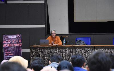 Prodi Multimedia Broadcasting Berikan Wawasan Baru kepada Mahasiswa Melalui Kuliah Tamu Movie Screening