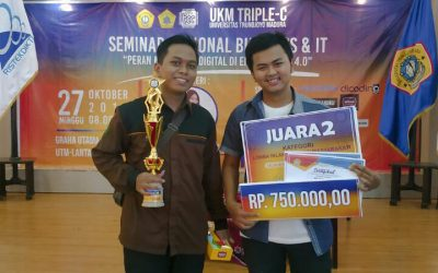 Video Iklan Masyarakat Karya Mahasiswa PENS, Raih Juara 2 TCC 2019