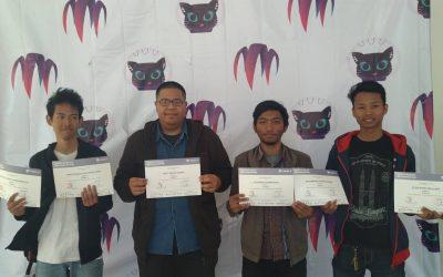 Mahasiswa PENS Kembali jadi Jawara Kompetisi Game Tingkat Nasional