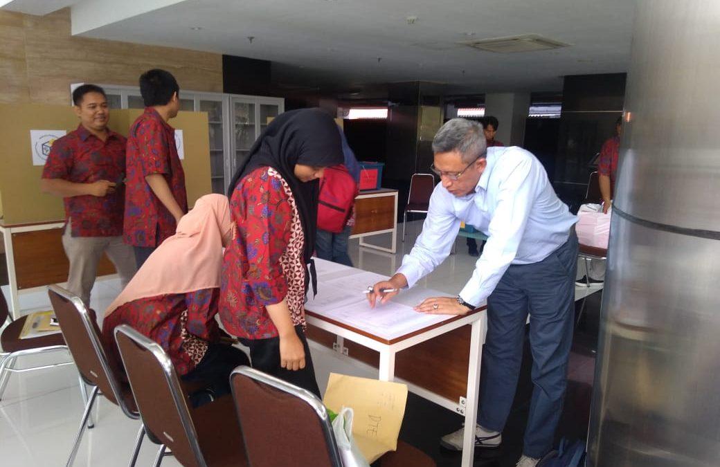 Pemilihan Kepala Departemen PENS Periode  2020-2024