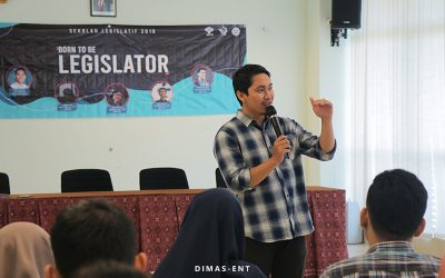 Tambah Wawasan Kelegislatifan, DPM PENS Gelar Sekolah Legislatif 2019
