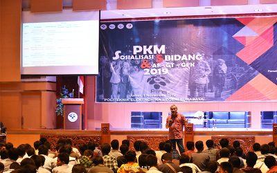 PENS Gelar Sosialisasi PKM Guna Tingkatkan Minat dan Wawasan Mahasiswa Baru dalam Ajang PIMNAS ke-33
