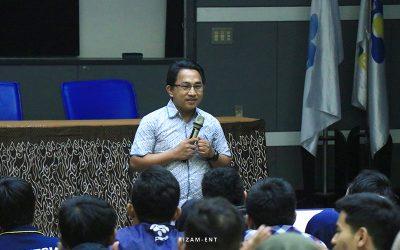 Tingkatkan Jiwa Entrepreneur Mahasiswa, BEM PENS Helat Sosialisasi PMW, KBMI, dan Startup