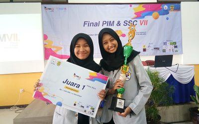 Usung Karya Distelcom, Tim Komit Raih Juara 1 Programming PIM VII STIKI