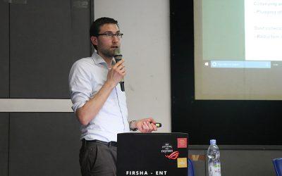 Hadirkan Andreas Lueschen dari Siemens, Prodi SPE Helat Kuliah Tamu