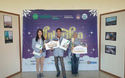 Tim Debat PENS Sukses Sabet Juara 1 pada Ajang Antariksa 2020