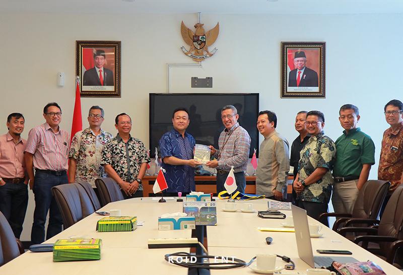 Jalin Kerjasama, PENS Resmikan MoU dengan PT. JRC SPECTRA Indonesia