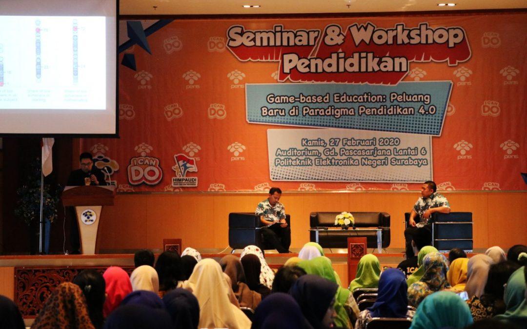 PENS Adakan Seminar dan Workshop Bagi Guru PAUD se-Surabaya
