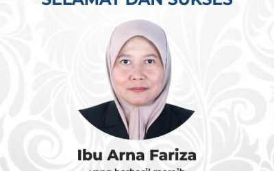 Arna Fariza Tambah Daftar Dosen PENS Raih Gelar Doktor