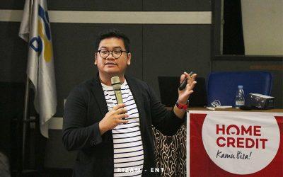 Home Credit Indonesia Tunjuk PENS sebagai Salah Satu Tuan Rumah Campers Roadshow