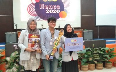 Manfaatkan Energi Terbarukan Pada Alat Pengusir Hama Pertanian, Tiga Mahasiswa PENS Raih Juara 2 Lomba Esai HENCO 2020