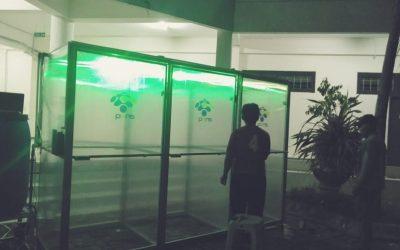 PENS Buat Bilik Sterilisasi, Guna Cegah Corona