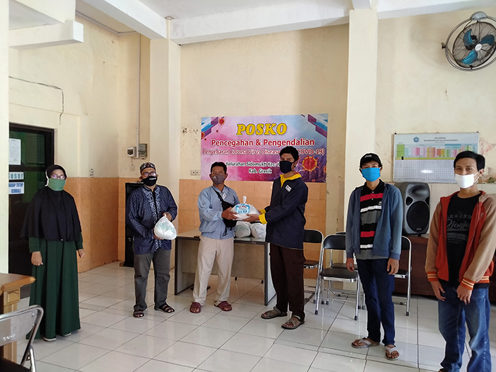 Empat Kota di Jawa Timur Jadi Sasaran EBIO PENS Kerahkan Bantuan pada Masyarakat Terdampak Covid-19