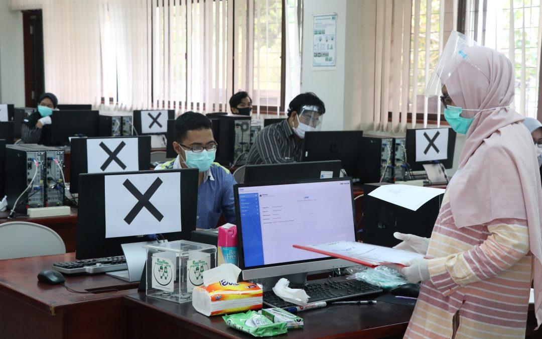 PENS Fasilitasi Ruang Ujian UTBK SBMPTN 2020 dengan Prioritas Protokol Kesehatan