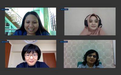 Hadirkan Tiga Pembicara dari Tiga Negara, PICO PENS Gelar International Webinar Sharing Session Eps. 5