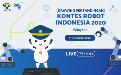 Drawing Final KRSBI Humanoid 2020 LMB Wilayah II