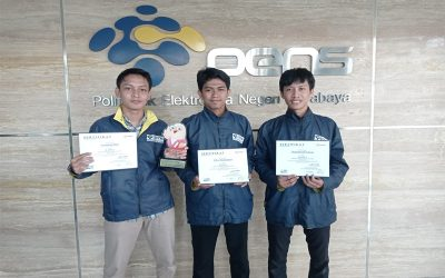 Tiga Mahasiswa PENS Berhasil Meraih Juara 3 Medinnovation 2020