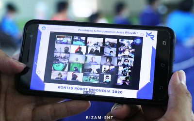 PENS Kantongi Banyak Gelar Juara pada KRI Wilayah II Tahun 2020