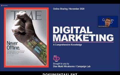 Bekali Mahasiswa PENS dalam Pengelolaan Business Digital Marketing, PENS Kembali Helat Webinar Kewirausahaan