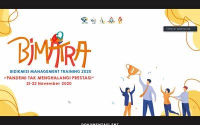 Siapkan Mahasiswa yang Unggul dan Berprestasi, EBIO Gelar BIMATRA 2020