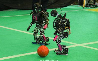 Menelan Dua Kekalahan pada Babak Penyisihan Awal Kategori Lomba Kerjasama Robot, EROS Gagal Melaju ke Babak Perempat Final
