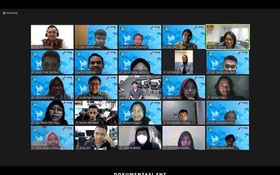 Kolaborasi dengan PPI Taiwan, Hima Telkom Gelar Webinar Internasional