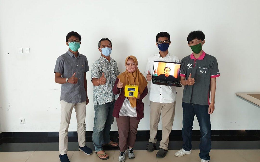 Raih Penghargaan pada Creativity Station 2020, PENS Kembali Berkiprah di Kancah Internasional