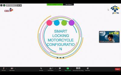 Mahasiswa PENS Rancang Sistem Keamanan Sepeda Motor Berbasis Internet of Things