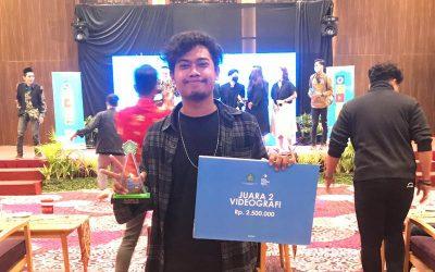 Mahasiswa PENS Berhasil Raih Juara 2 Videografi pada SidoarjoFest 2.0