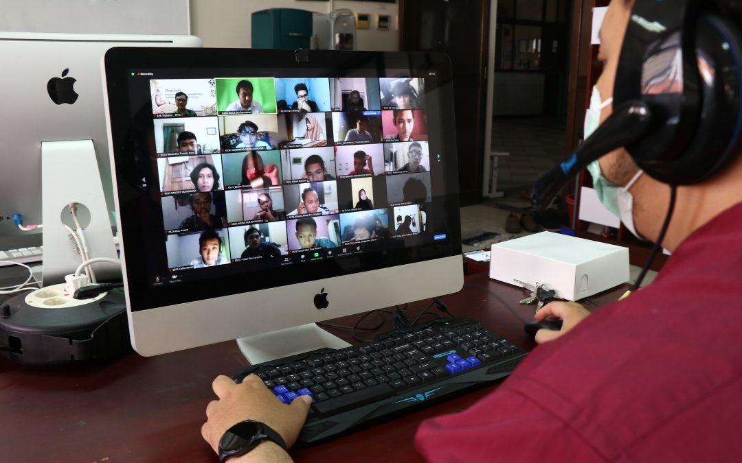 PENS Kembali Jaring Calon Mahasiswa Baru 2021 Melalui Seleksi UTBK Online Mandiri