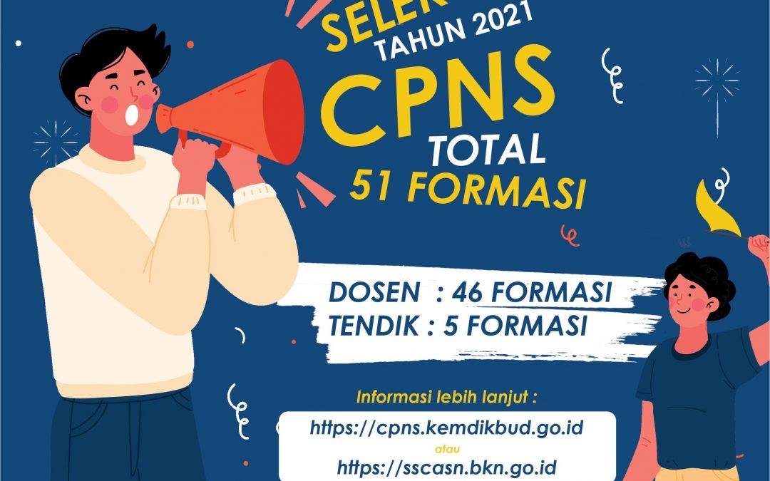 Informasi CPNS Tahun 2021 Politeknik Elektronika Negeri Surabaya