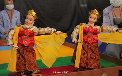 Bawakan Tari Gambyong Pareanom, ERISA Tampil Memukau pada Sesi I KRI Wilayah II 2021