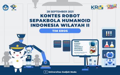 Drawing Final Penampilan KRSBI Humanoid – LKR KRI Wilayah II 2021