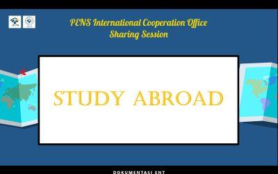 Guna Memperkaya Informasi Mengenai Study Abroad, PICO Mengundang Lima Narasumber dalam Sharing Session