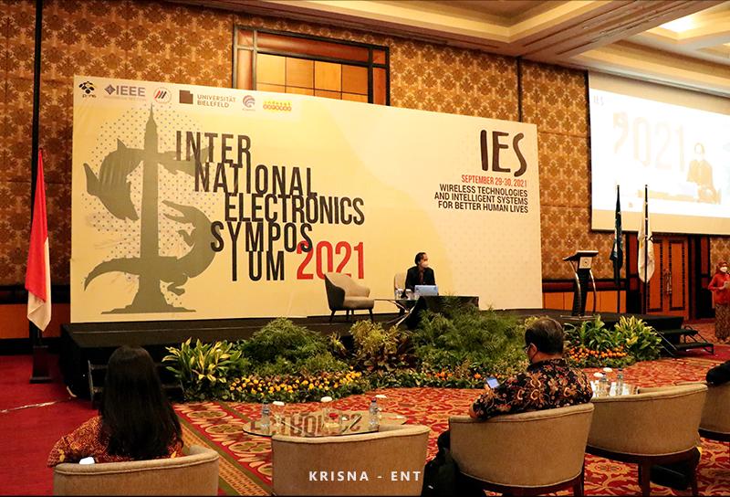 Undang Lima Pembicara Utama, Perhelatan IES 2021 Digelar secara Hybird