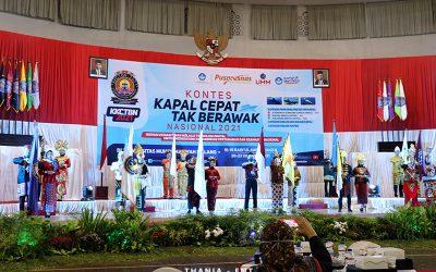 Tim Soero Segoro Ikuti Pembukaan KKCTBN 2021 di Universitas Muhammadiyah Malang